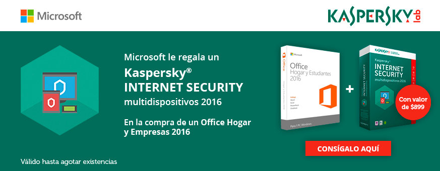 Microsoft te regala un Internet Security