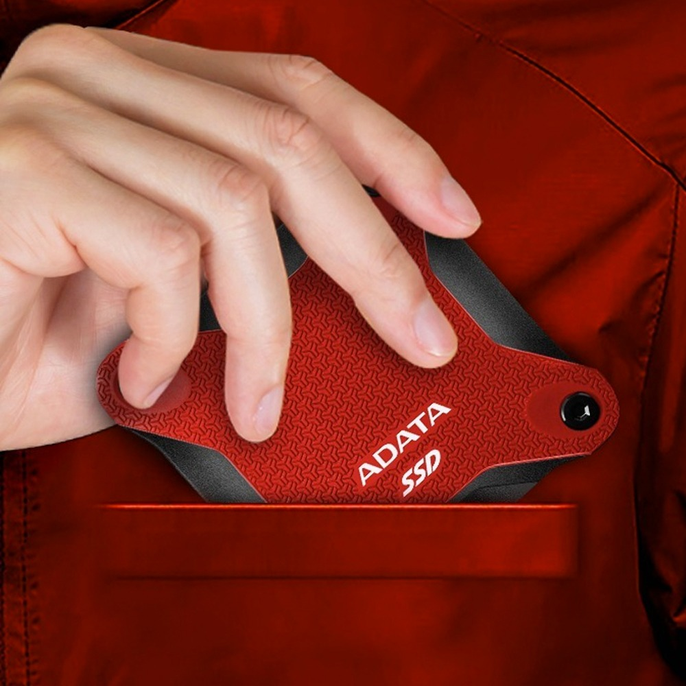 SSD Externo Adata SD600Q, 240GB, USB, Azul ASD600Q-240GU31-CBL | Abasteo.mx
